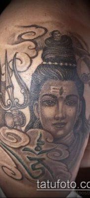 Фото индийские тат (India tattoos) (значение) – пример рисунка – 098 tatufoto.com