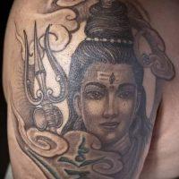 Значение индийских тату