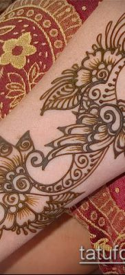Фото рисунки хной (Tattoo drawings of hen) (значение) – пример рисунка – 010 tatufoto.com