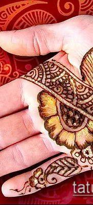 Фото рисунки хной (Tattoo drawings of hen) (значение) – пример рисунка – 020 tatufoto.com