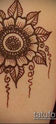 Фото рисунки хной (Tattoo drawings of hen) (значение) – пример рисунка – 022 tatufoto.com 23588