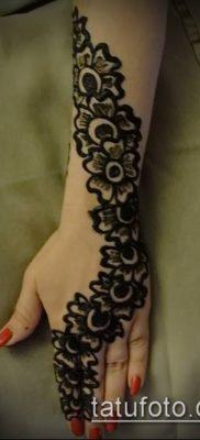 Фото рисунки хной (Tattoo drawings of hen) (значение) – пример рисунка – 046 tatufoto.com