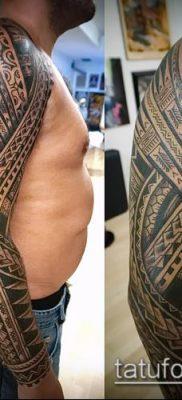 Фото самоанских тату (tattoo Samoa) (значение) – пример рисунка – 002 tatufoto.com