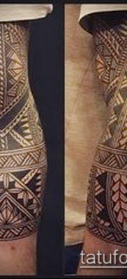 Фото самоанских тату (tattoo Samoa) (значение) – пример рисунка – 004 tatufoto.com