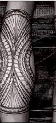 Фото самоанских тату (tattoo Samoa) (значение) – пример рисунка – 008 tatufoto.com