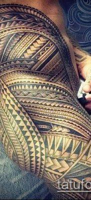 Фото самоанских тату (tattoo Samoa) (значение) – пример рисунка – 010 tatufoto.com