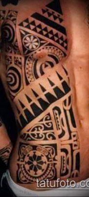 Фото самоанских тату (tattoo Samoa) (значение) – пример рисунка – 012 tatufoto.com