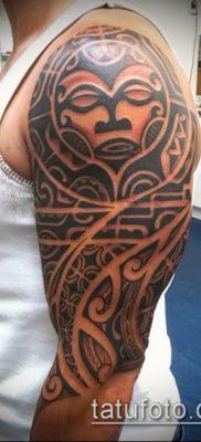 Фото самоанских тату (tattoo Samoa) (значение) – пример рисунка – 015 tatufoto.com