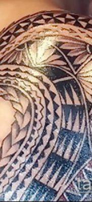 Фото самоанских тату (tattoo Samoa) (значение) – пример рисунка – 019 tatufoto.com