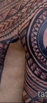 Фото самоанских тату (tattoo Samoa) (значение) – пример рисунка – 024 tatufoto.com