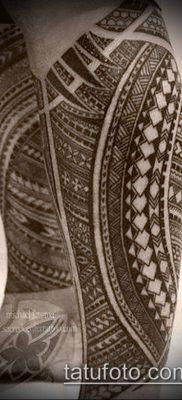 Фото самоанских тату (tattoo Samoa) (значение) – пример рисунка – 027 tatufoto.com
