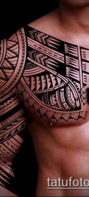 Фото самоанских тату (tattoo Samoa) (значение) – пример рисунка – 028 tatufoto.com