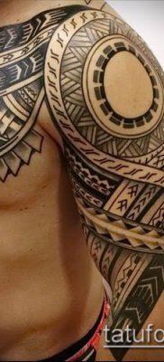 Фото самоанских тату (tattoo Samoa) (значение) – пример рисунка – 030 tatufoto.com