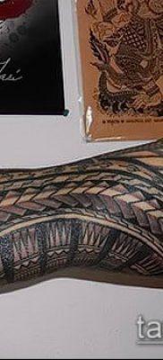 Фото самоанских тату (tattoo Samoa) (значение) – пример рисунка – 032 tatufoto.com