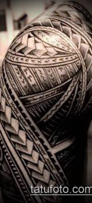 Фото самоанских тату (tattoo Samoa) (значение) – пример рисунка – 034 tatufoto.com
