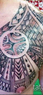 Фото самоанских тату (tattoo Samoa) (значение) – пример рисунка – 038 tatufoto.com