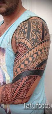 Фото самоанских тату (tattoo Samoa) (значение) – пример рисунка – 039 tatufoto.com