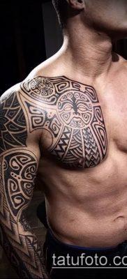 Фото самоанских тату (tattoo Samoa) (значение) – пример рисунка – 039 tatufoto.com 23466723