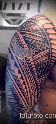 Фото самоанских тату (tattoo Samoa) (значение) – пример рисунка – 041 tatufoto.com