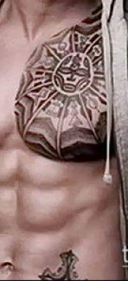 Фото самоанских тату (tattoo Samoa) (значение) – пример рисунка – 042 tatufoto.com