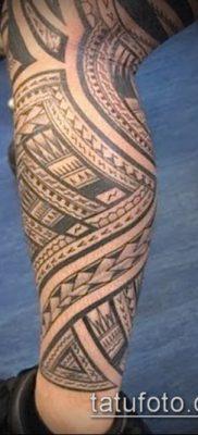 Фото самоанских тату (tattoo Samoa) (значение) – пример рисунка – 057 tatufoto.com
