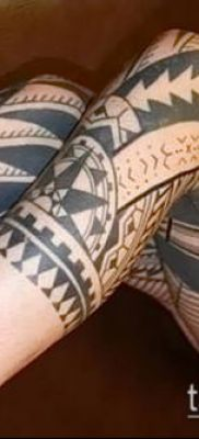 Фото самоанских тату (tattoo Samoa) (значение) – пример рисунка – 058 tatufoto.com