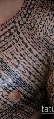 Фото самоанских тату (tattoo Samoa) (значение) – пример рисунка – 060 tatufoto.com