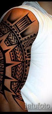 Фото самоанских тату (tattoo Samoa) (значение) – пример рисунка – 064 tatufoto.com