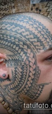 Фото самоанских тату (tattoo Samoa) (значение) – пример рисунка – 068 tatufoto.com