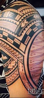 Фото самоанских тату (tattoo Samoa) (значение) – пример рисунка – 071 tatufoto.com