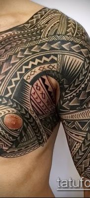 Фото самоанских тату (tattoo Samoa) (значение) – пример рисунка – 072 tatufoto.com
