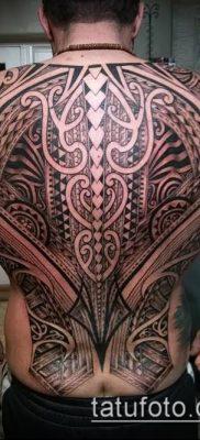 Фото самоанских тату (tattoo Samoa) (значение) – пример рисунка – 074 tatufoto.com