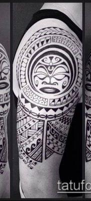 Фото самоанских тату (tattoo Samoa) (значение) – пример рисунка – 075 tatufoto.com