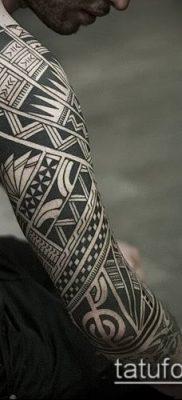 Фото самоанских тату (tattoo Samoa) (значение) – пример рисунка – 077 tatufoto.com