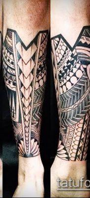 Фото самоанских тату (tattoo Samoa) (значение) – пример рисунка – 079 tatufoto.com
