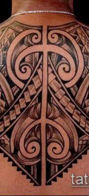 Фото самоанских тату (tattoo Samoa) (значение) – пример рисунка – 090 tatufoto.com