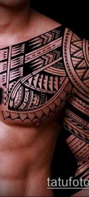 Фото самоанских тату (tattoo Samoa) (значение) – пример рисунка – 092 tatufoto.com