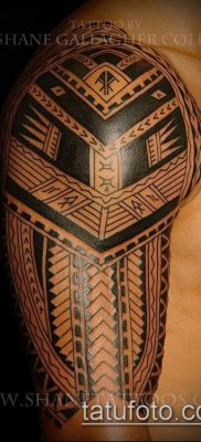 Фото самоанских тату (tattoo Samoa) (значение) – пример рисунка – 094 tatufoto.com