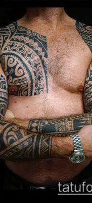 Фото самоанских тату (tattoo Samoa) (значение) – пример рисунка – 095 tatufoto.com