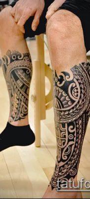 Фото самоанских тату (tattoo Samoa) (значение) – пример рисунка – 096 tatufoto.com