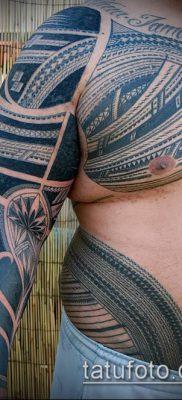 Фото самоанских тату (tattoo Samoa) (значение) – пример рисунка – 098 tatufoto.com
