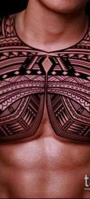 Фото самоанских тату (tattoo Samoa) (значение) – пример рисунка – 113 tatufoto.com