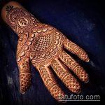 Фото тату Узоры хной (tattoo henna) (значение) - пример рисунка - 002 tatufoto.com