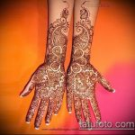 Фото тату Узоры хной (tattoo henna) (значение) - пример рисунка - 006 tatufoto.com