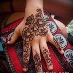 Фото тату Узоры хной (tattoo henna) (значение) - пример рисунка - 010 tatufoto.com