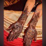 Фото тату Узоры хной (tattoo henna) (значение) - пример рисунка - 016 tatufoto.com