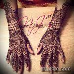 Фото тату Узоры хной (tattoo henna) (значение) - пример рисунка - 020 tatufoto.com