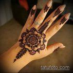 Фото тату Узоры хной (tattoo henna) (значение) - пример рисунка - 025 tatufoto.com
