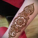 Фото тату Узоры хной (tattoo henna) (значение) - пример рисунка - 027 tatufoto.com