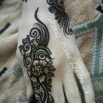 Фото тату Узоры хной (tattoo henna) (значение) - пример рисунка - 029 tatufoto.com